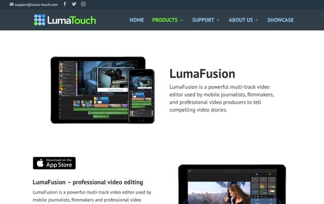 Luma Touch社のHPより引用